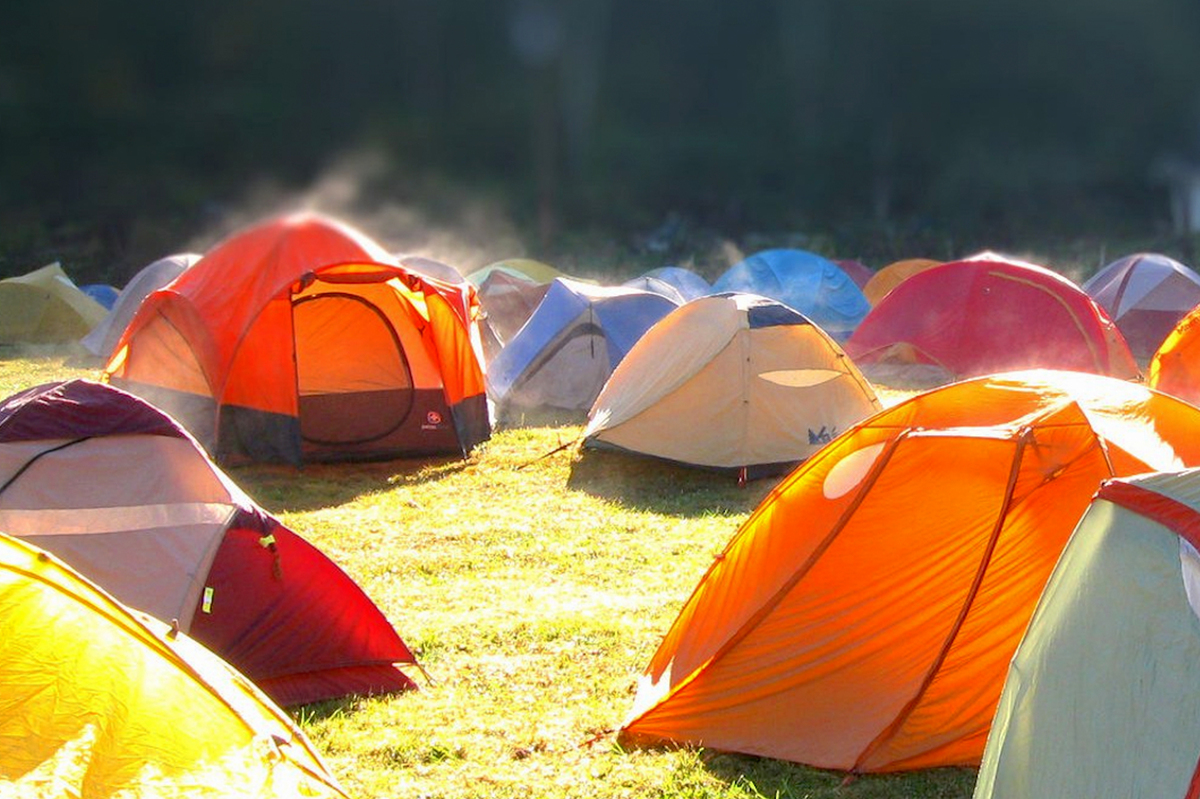 Camping- Pay next day late » Red River Gorge Retreats